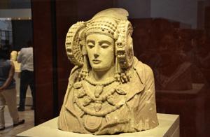 etruskové žena z elche